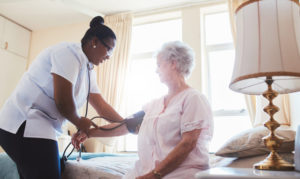 in home health care services provider
