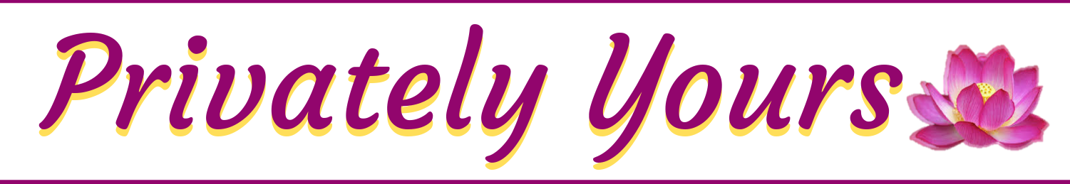 Privately Yours Logo