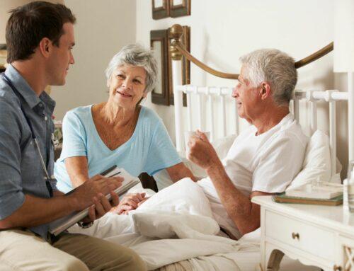 Preventing Hospitalizations Among Seniors