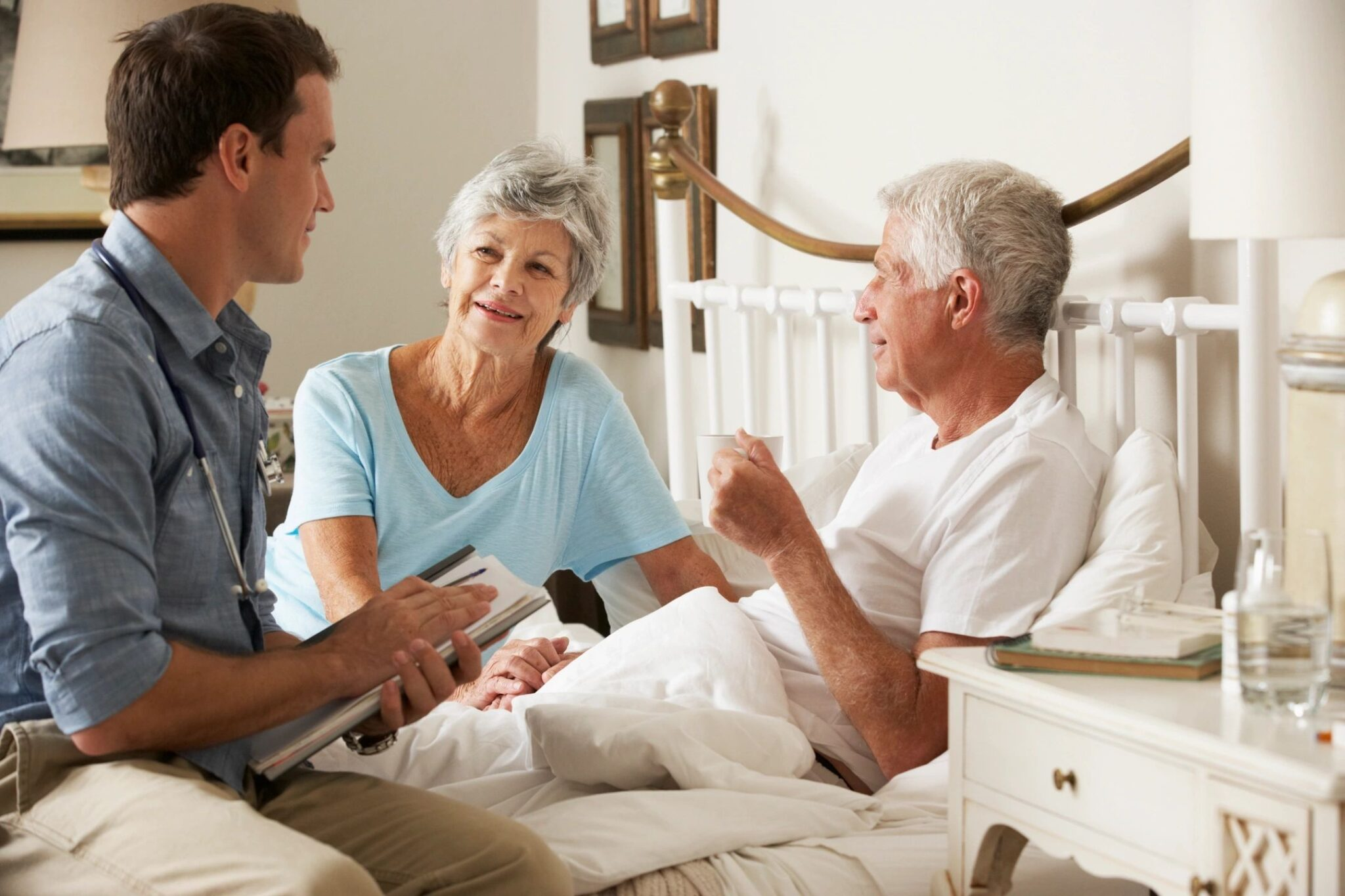 Preventing Hospitalization Among Seniors