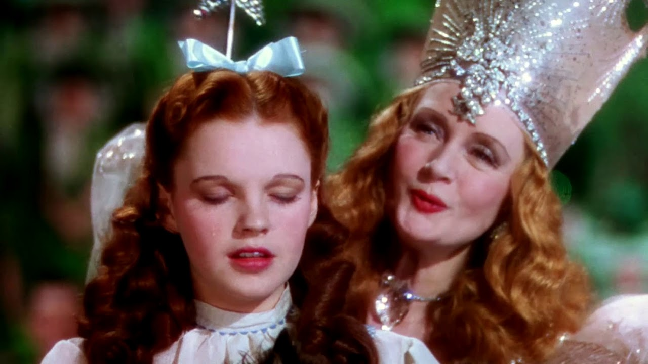 Dorothy and the Good Witch