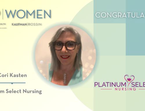 The Commonwealth Institute Names Platinum Select Nursing Top Women-Led Businesses in Florida